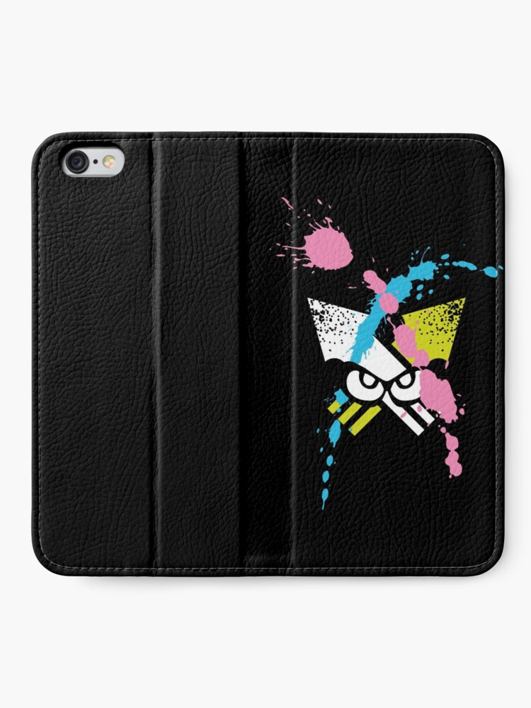 Alternate view of Splatoon - Turf War 5 iPhone Wallet