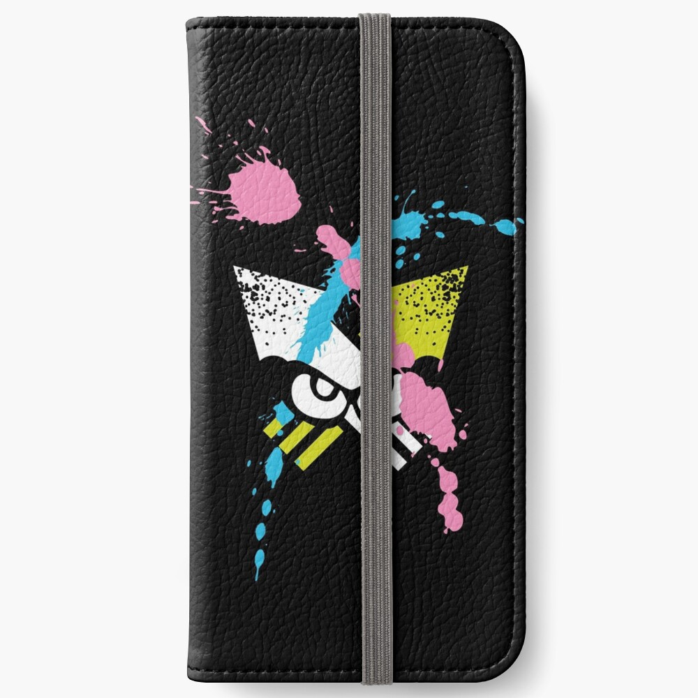 Splatoon - Turf War 5 iPhone Wallet