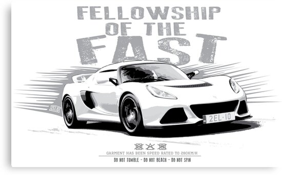 Fellowship of the Fast by Zelio