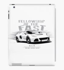 Fellowship of the Fast iPad Case/Skin