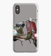 Puch Scooter Vintage iPhone Case/Skin