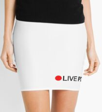LIVE PD Mini Skirt