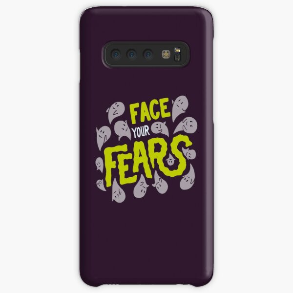 Face your fears Samsung Galaxy Snap Case