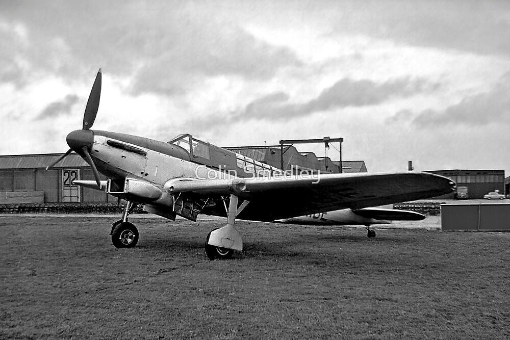 Fairey Fulmar II N1854/G-AIBE by Colin Smedley