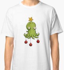 Christmas cephalopod Classic T-Shirt