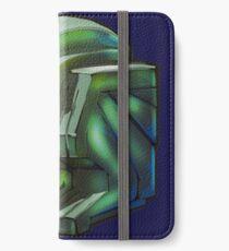 Cthulhu Idol iPhone Wallet/Case/Skin
