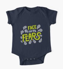 Face your fears One Piece - Short Sleeve