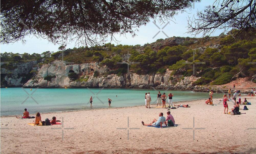 Beach day by Tom Gomez