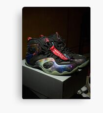 Galaxy Foamposites Canvas Print