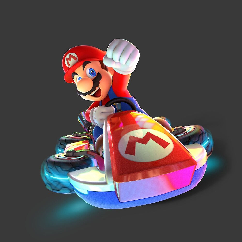 Mario Kart 8 Deluxe by ciccioDeeamci
