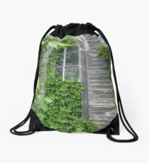 Nature's Window Covering Drawstring Bag