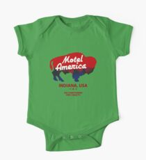 motel america Kids Clothes