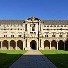 St John's College, Canterbury Quadrangle, Oxford, UK by Andrew Harker
