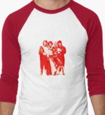 Björn & Benny, Agnetha & Anni-Frid - Red Ink Eurov. 1974 design T-Shirt