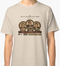 "Top Gear ""The Interceptors"" Retro Classic T-Shirt"