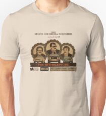 "Top Gear ""The Interceptors"" Retro T-Shirt"