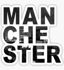 Manchester Sticker