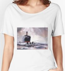 The Boat Women's Relaxed Fit T-Shirt