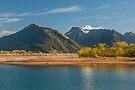 Mount Earnslaw by Werner Padarin