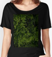 Small leaves.  Women's Relaxed Fit T-Shirt