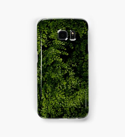 Small leaves.  Samsung Galaxy Case/Skin