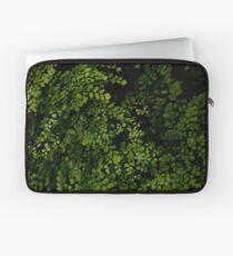 Kleine Blätter. Laptoptasche