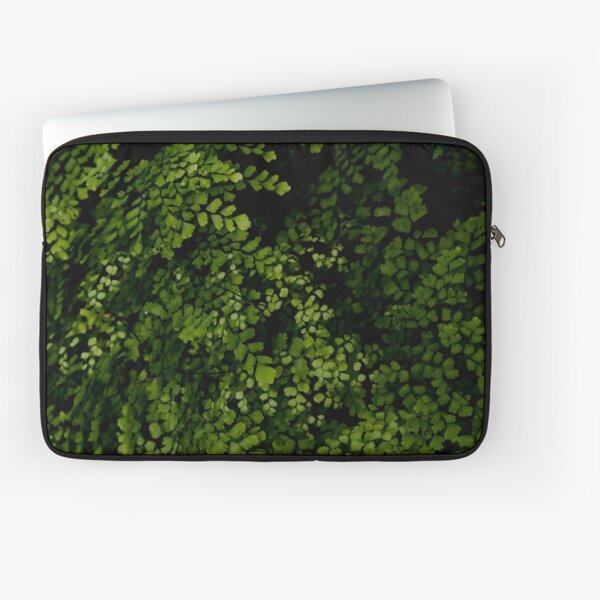 Small leaves.  Laptop Sleeve