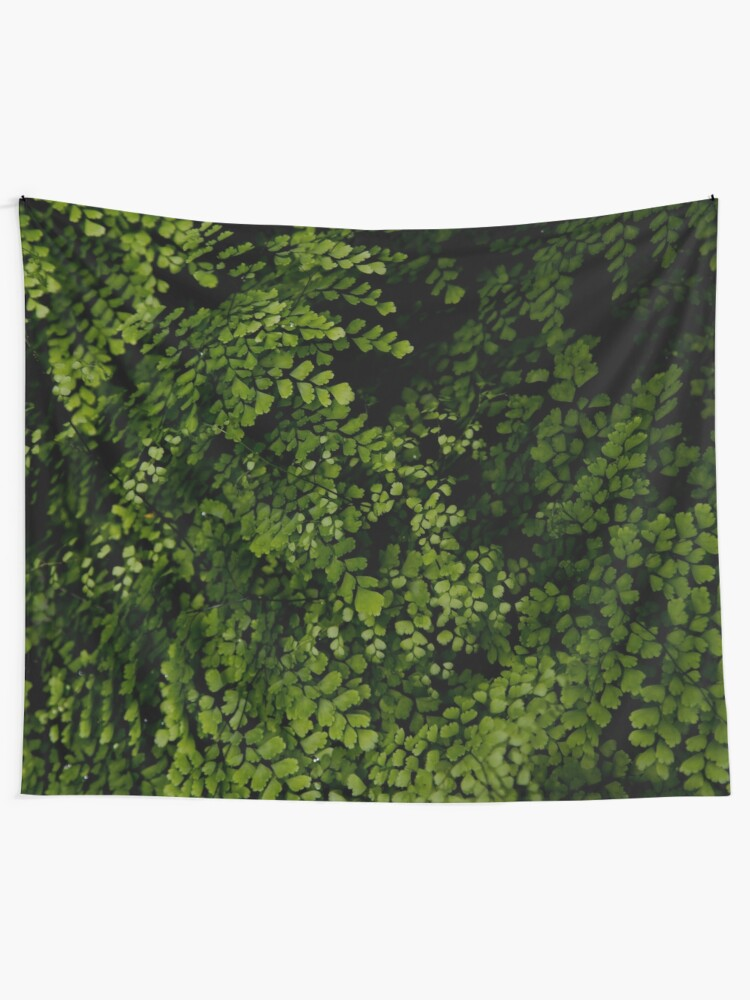 Alternate view of Small leaves.  Tapestry