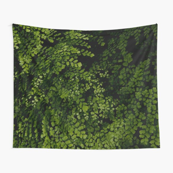 Small leaves.  Tapestry