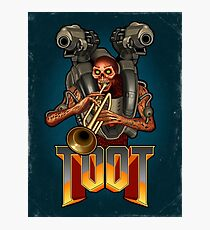 Doom - Toot Photographic Print
