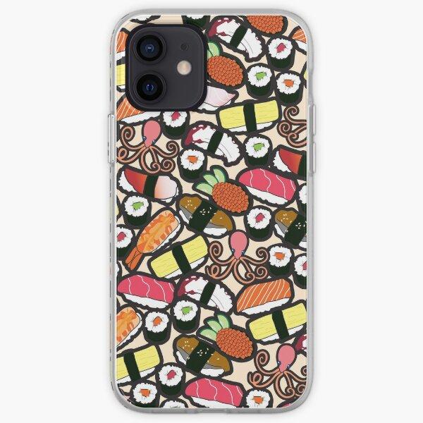 Sushi Phone Case iPhone Soft Case