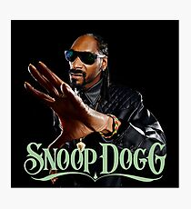 Snoop Dogg Photographic Print