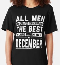 December Birthday Quotes T Shirts Redbubble