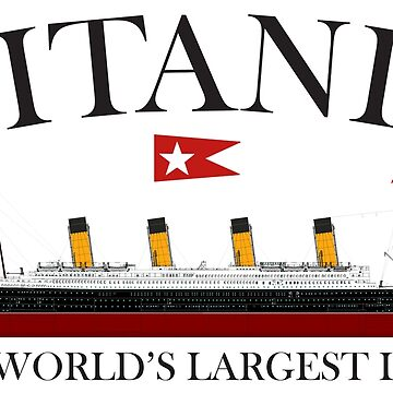 Titanic, 1912, RMS Titanic, Cruise, Ship, Disaster by TOMSREDBUBBLE