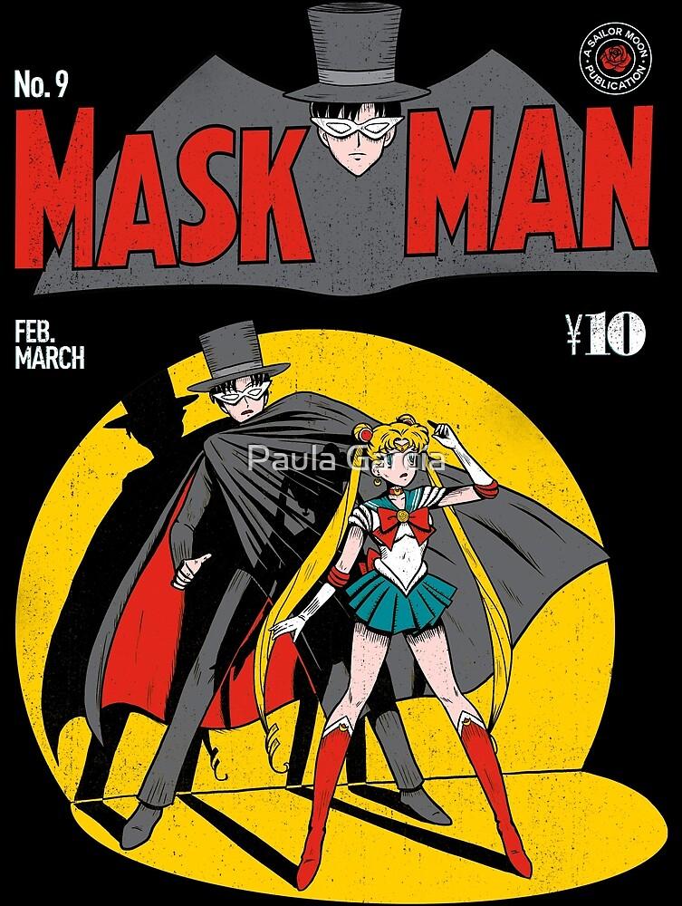 «Maskman» de Paula García