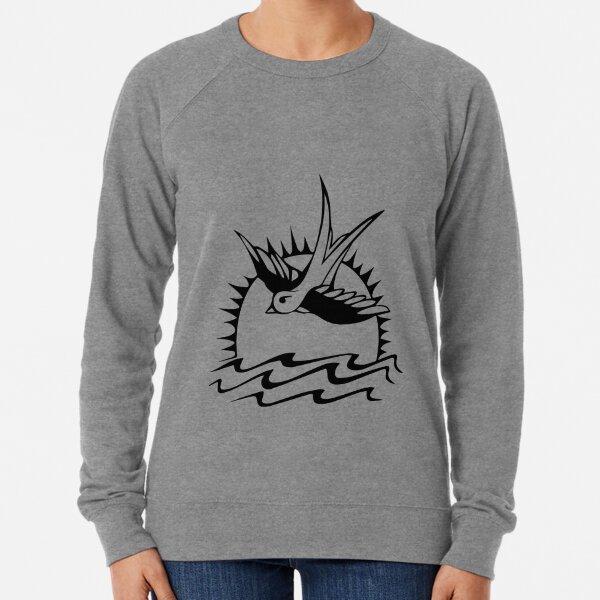Spatz schwarz Leichter Pullover