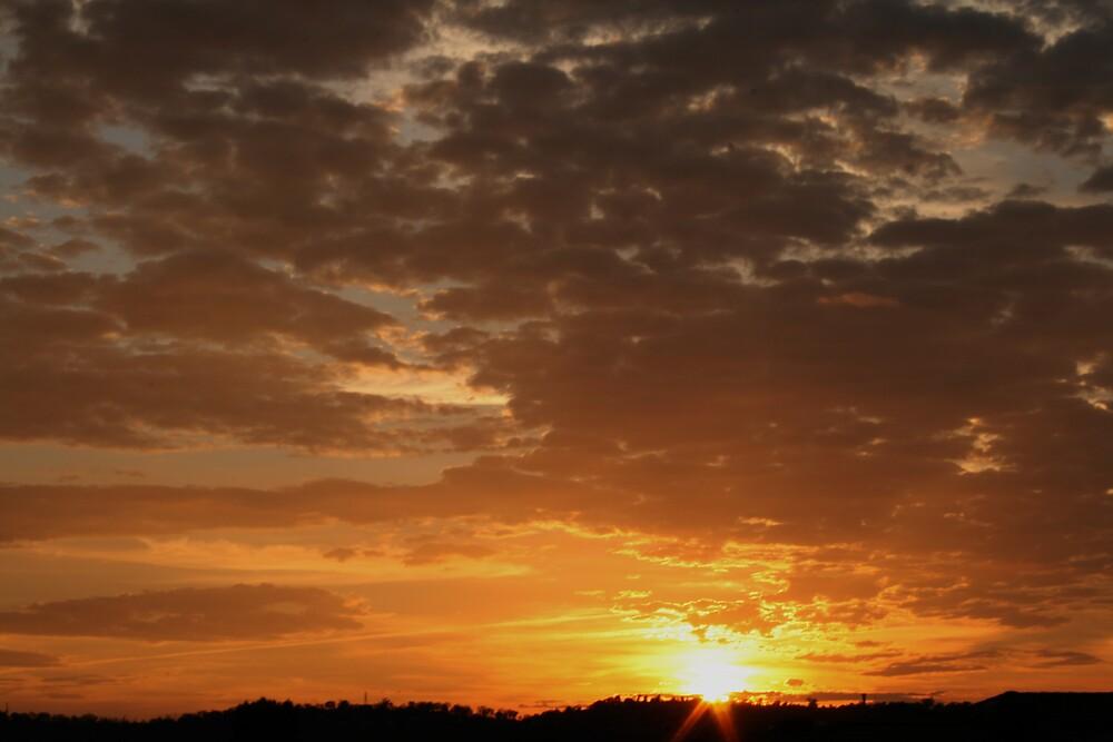 Golden Sunrise by EliteImages