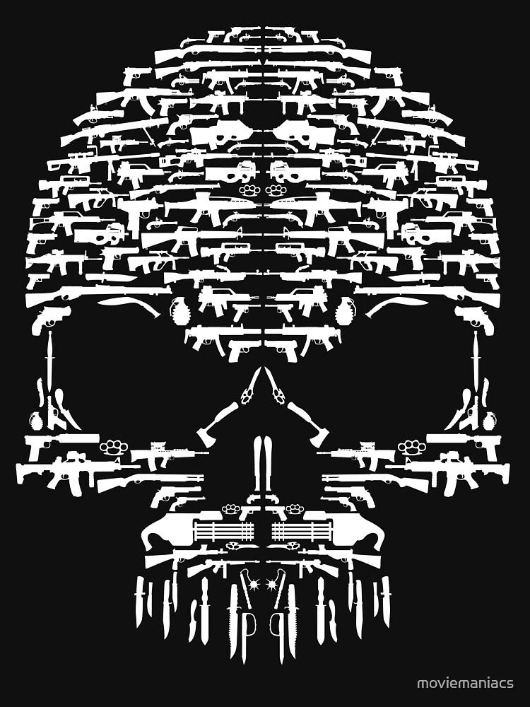 Skullguns by moviemaniacs