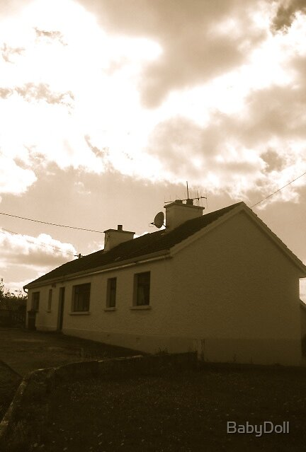 Home in Ireland by BabyDoll