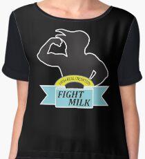 Fight Milk Women's Chiffon Top