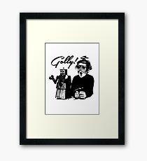 Golly! Framed Print