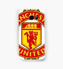Manchester United Football Club Samsung Galaxy Case/Skin