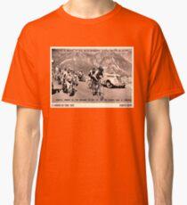 TOUR de FRANCE: Vintage 1952 Fausto Coppi Advertising Print Classic T-Shirt