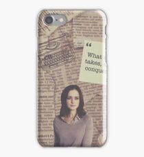 Journalist Rory Gilmore  iPhone Case/Skin