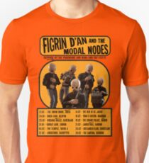 The Cantina Band Tour Poster T-Shirt