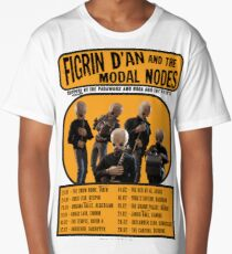 The Cantina Band Tour Poster Long T-Shirt