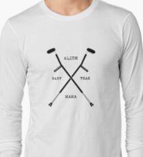 Alien Baby Baby Mama Long Sleeve T-Shirt