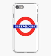 London Underground | Globetrotter iPhone Case/Skin