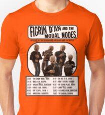 Cantina Band Tour Poster (Black & White) T-Shirt