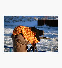 Going Undercover Photographic Print